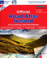 Official Roadatlas of Ireland - Ierland