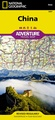 Wegenkaart - landkaart 3007 Adventure Map China | National Geographic