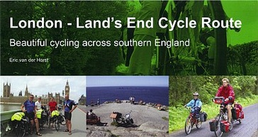 Fietsgids London - Land's End Cycle Route