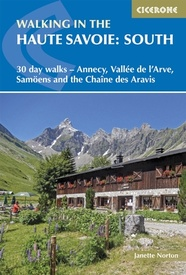 Wandelgids Walking in the Haute Savoie: South | Cicerone