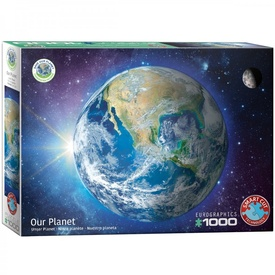 Legpuzzel Our Planet - Onze Planeet | Eurographics