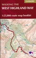 Wandelatlas West Highland Way Map Booklet - Kaartenset | Cicerone