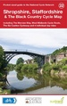 Fietskaart 22 Cycle Map Shropshire, Staffordshire & The Black Country | Sustrans