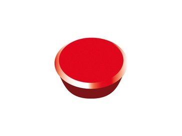 Magneet voor magneetbord 13mm Rood | Alco