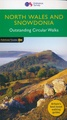 Wandelgids 32 Pathfinder Guides  North Wales & Snowdonia | Ordnance Survey