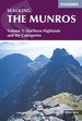 Wandelgids Walking The Munros vol. 2 Northern Highlands and the Cairngorms - Schotland | Cicerone