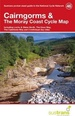 Fietskaart 46 Cycle Map Cairngorms & The Moray Coast | Sustrans