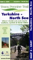 Fietskaart Trans Pennine Trail East Map 3 East Yorkshire to Northsea | Sustrans