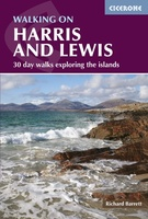 Walking guide to Harris and Lewis – Outer Hebrides, Hebriden Schotland