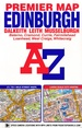 Stadsplattegrond Premier Map Edinburgh  | A-Z Map Company