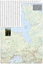 Wegenkaart - landkaart 3114 Adventure Map Canada Central | National Geographic