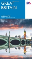 Great Britain OS route