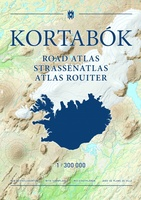 Kortabok – Iceland Road Atlas, with Town Plans