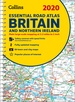 Wegenatlas -   Britain Essential Road Atlas 2020 | Collins
