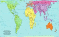 Peters Projection - Peters Projectie
